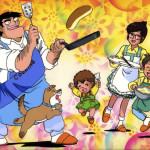 Cooking papa(dad)