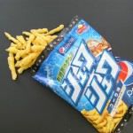 Pepsi products-cola taste corn snack-