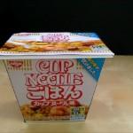 Cup noodles rice