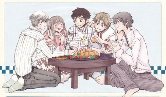 Happy mealtime -Ouchi de gohan-2