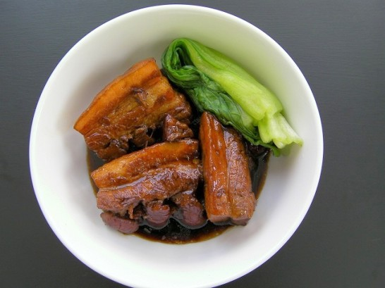 braised pork belly (4)
