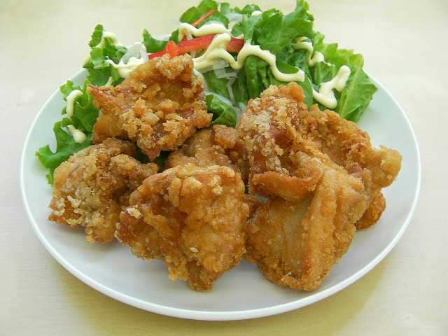 Chicken karaagejapanese fried chicken japanese food style kara 3 1 forumfinder Choice Image