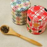 Japanese tea caddy