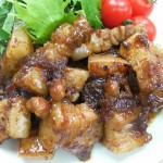 Ginger pork recipe