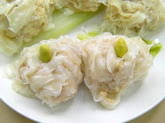 Tofu dumplings (2)
