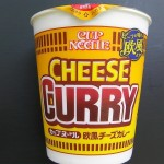 Cup noodles European Cheese Curry