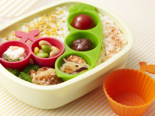 Side dish case on bento picture1