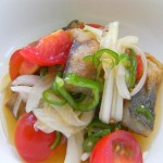 Fish marinated in spicy sour sauce -Nanban Zuke- recipes