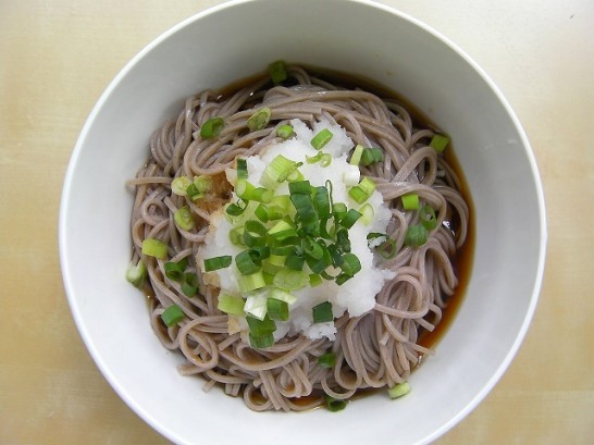 Oroshi soba picture (15)
