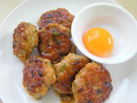 Tsukune (meatballs) (2)