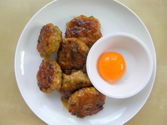 Tsukune (meatballs) (5)
