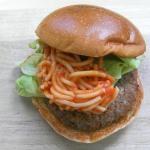 Neapolitan burger