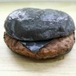The Black Hamburger from Japan's Burger King