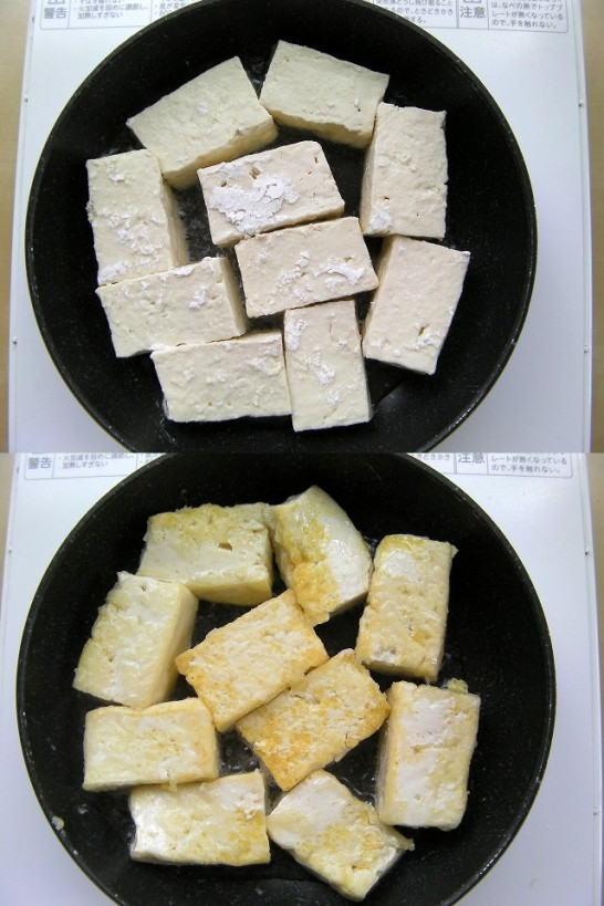 tofu teriyaki with mayonnaise (10)new2