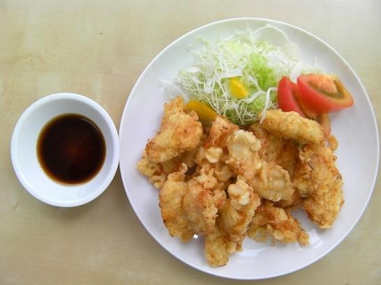 Tori-tem -Chicken Tempura- (2)