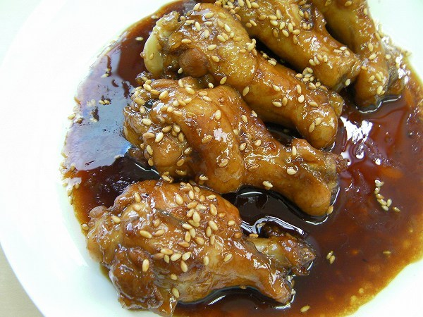 Drumette sweet and salty stew japanese food style chicken drumette sweet and salty stew forumfinder Choice Image