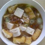Natto soup recipe