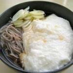 Yamakake soba recipe