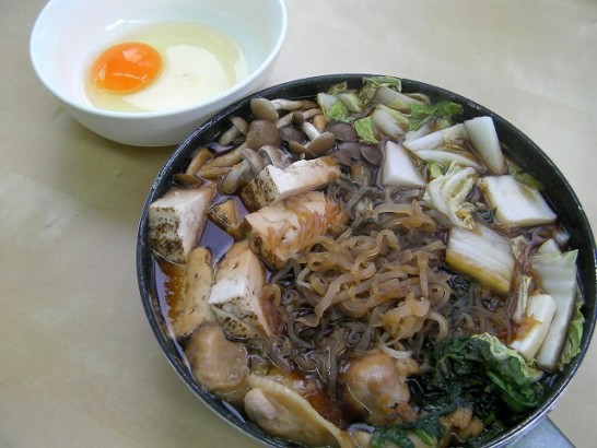 Sukiyaki (Chicken ver) (1)