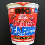 Nissin Chilli Crab Seafood Cup noodle