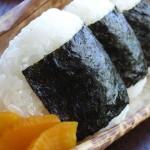 Onigiri diet