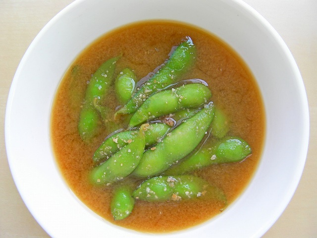 edamame miso soup soup recipes edamame miso soup 2 serving if you get ...