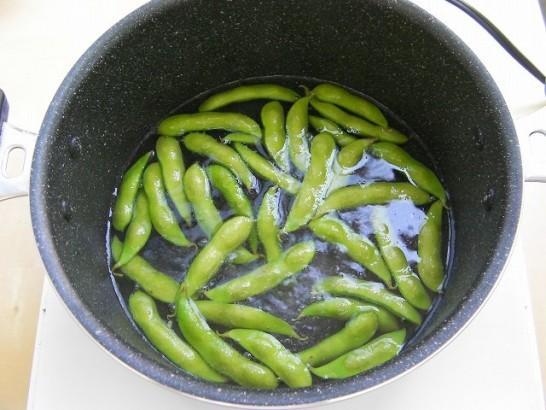 Edamame miso soup (7)