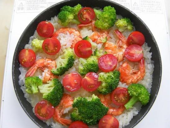 Japanese paella (8)