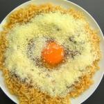 Carbonara recipes by Nissin Chikin Ramen
