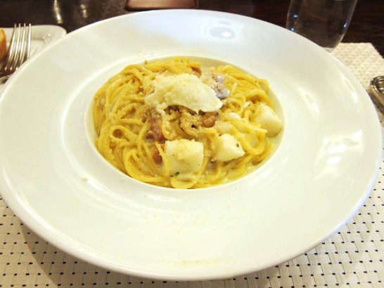 Carbonara recipes by Nissin Chikin Ramen picture1