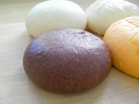 Chinese steamed Buns in Japan (2)