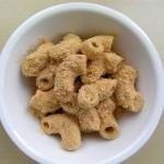 Macaroni KINAKO(Soybean flour) recipe